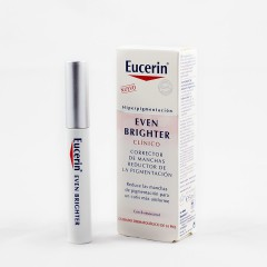 Eucerin even brighter clinico corrector de manchas reductor de pigmentacion 5 ml