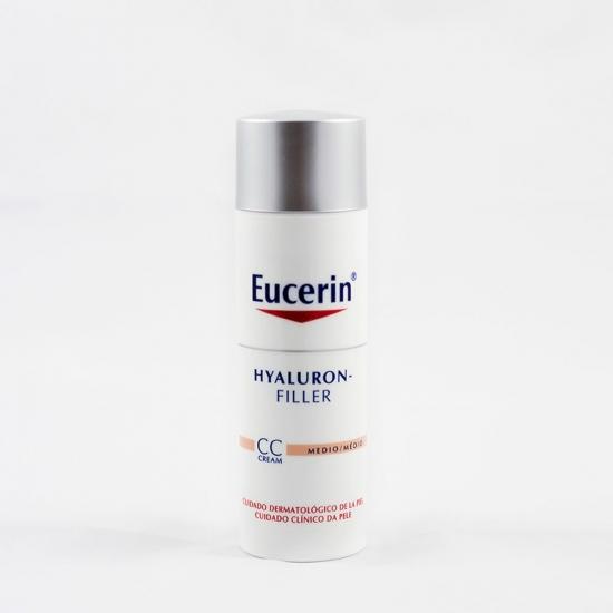 Eucerin Hyaluron Filler cc cream color medio 50 ml