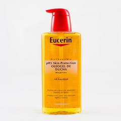 Eucerin piel sensible ph-5 oleogel ducha 400 ml