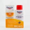Eucerin Sun protection spf 30 loción extra-light 150 ml + regalo loción 200 ml