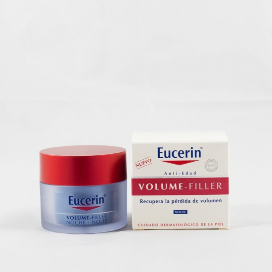 Eucerin Volume Filler crema de noche 50 ml