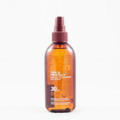 Piz Buin tan&protect spf 30 aceite en spray acelerador de bronceado 150 ml