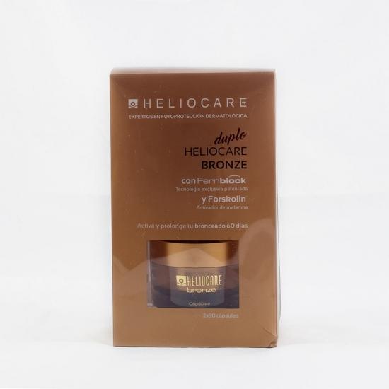Heliocare bronze 30 cápsulas duplo