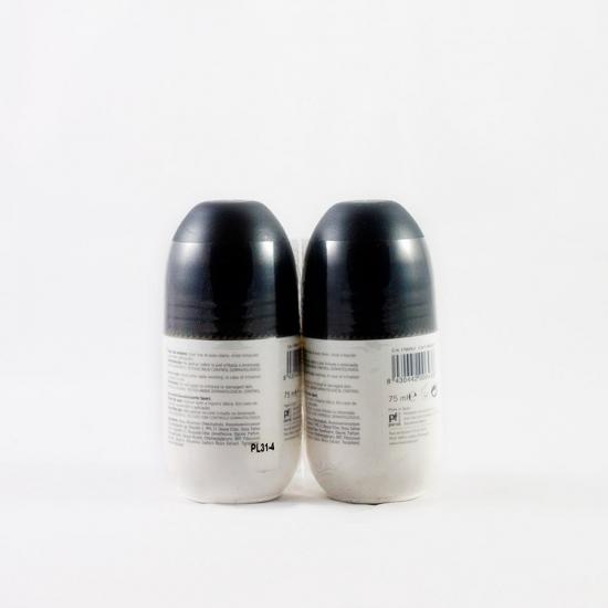 Mussvital dermactive desodorante sport hombres roll-on 75ml duplo-Farmacia Olmos