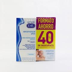 Lutsine Xeramance Plus crema reestructurante intensiva 100 ml duplo