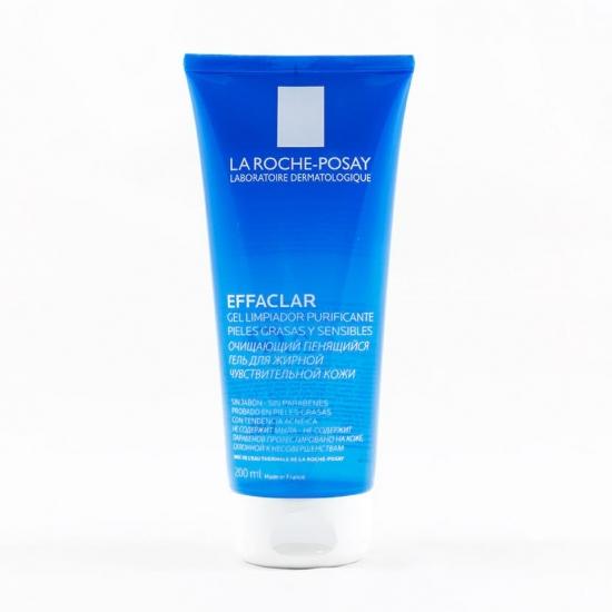 La Roche Posay Effaclar gel purificante 200 ml - Farmacia Olmos