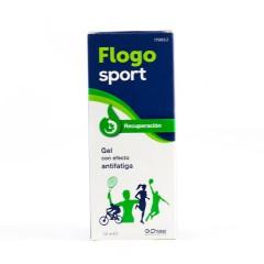 Flogo Sport recuperación gel efecto antifatiga 100 ml