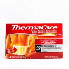 Thermacare parche térmico zona lumbar cadera 4 un