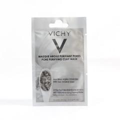 Vichy mascarilla de arcilla purificante 2 unidades de 6ml