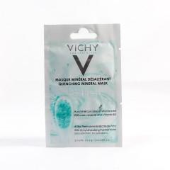 Vichy mascarilla mineral calmante 2 unidades de 6 ml