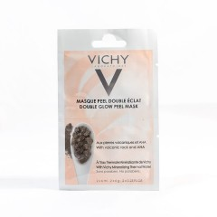Vichy mascarilla luminosidad doble peeling 2 unidades de 6 ml