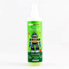 Nosa protect spray arbol del te (aroma manzana) 250 ml