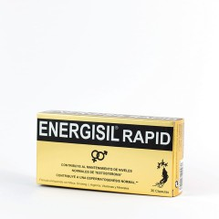 Energisil rapid 30 cápsulas