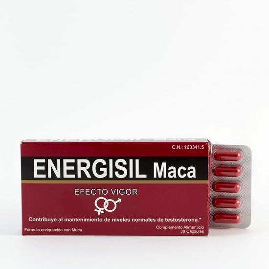 Energisil maca  30 capsulas-Farmacia Olmos
