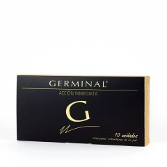 Germinal accion inmediata 10 ampollas x 1,5 ml