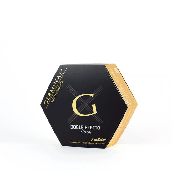 Germinal acción inmediata doble efecto flash 1,5 ml 5 ampollas