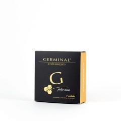 Germinal accion inmediata piel seca 5 ampollas x 1,5 ml