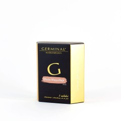 Germinal accion inmediata efecto maquillaje 3 ampollas x 3 ml