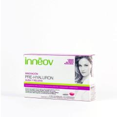 Inneov Pre-Hyaluron alisa y rellena 30 cápsulas + 30 comprimidos (tratamiento 1 mes)