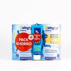Colnatur complex pack 660 g sabor neutro + regalo crema masaje 60 ml