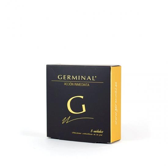 Germinal acción inmediata 1,5ml 5 ampollas