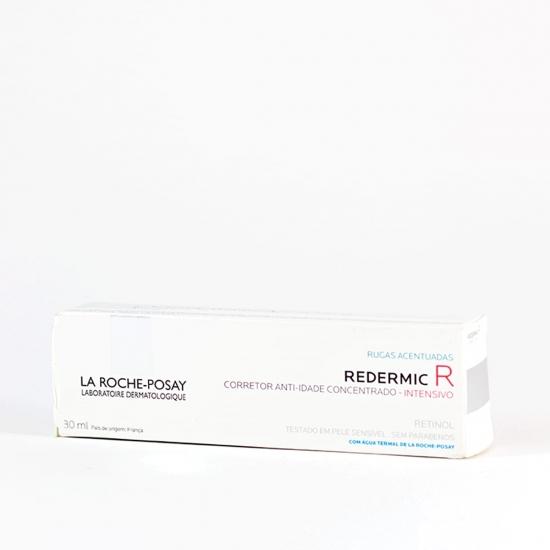 La roche posay redermic r 30 ml +regalo hyalu b5 serum 10ml-Farmacia Olmos