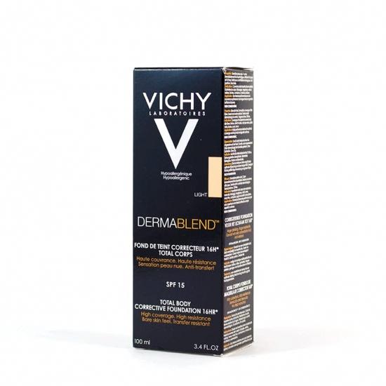 Vichy Dermablend maquillaje corrector cuerpo spf 15 tono light