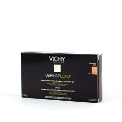 Vichy Dermablend maquillaje compacto corrector spf 30 tono gold-45 9,5 g