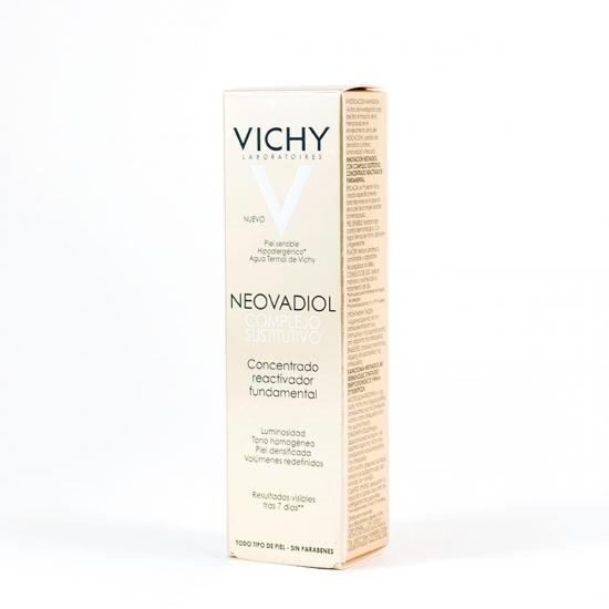Vichy Neovadiol complejo sustitutivo concentrado 30 ml