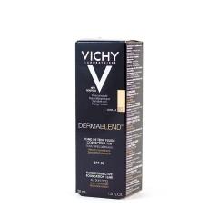 Vichy Dermablend Fondo Maquillaje Corrector Nanilla 20 Spf 35 30 G