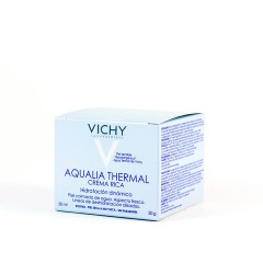 Vichy aqualia thermal rica piel seca 50 ml