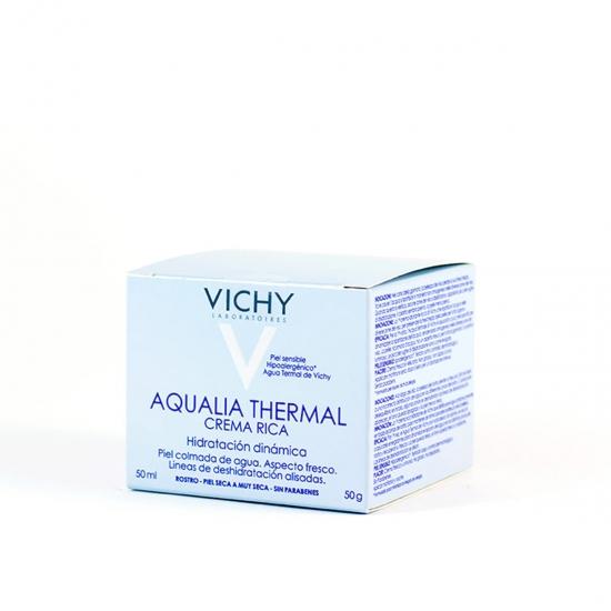 Vichy Aqualia Thermal rica piel seca-muy seca 50 ml