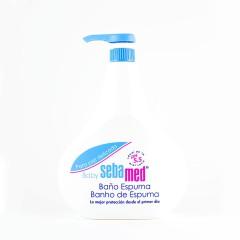 Sebamed baby baño-espuma 1 l