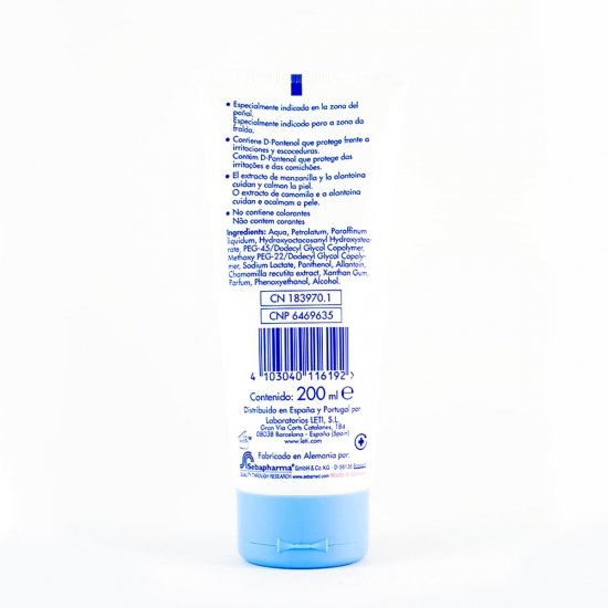 Sebamed baby crema balsamica  200 ml-Farmacia Olmos