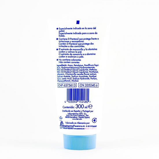 Sebamed baby crema balsamica 300ml-Farmacia Olmos