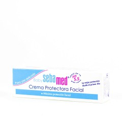Sebamed baby crema protectora facial 50 ml