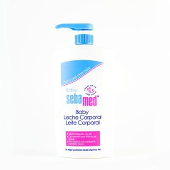 Sebamed baby leche corporal 750 ml