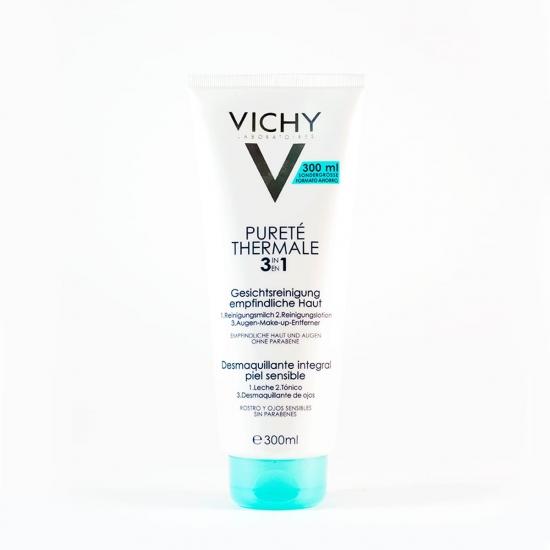 Vichy Pureté Thermale desmaquillante integral 3 en 1 300 ml