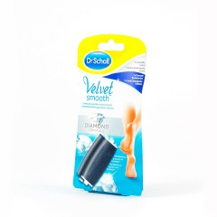 Dr Scholl Velvet Smooth lima diamond recambio mixto 2 un