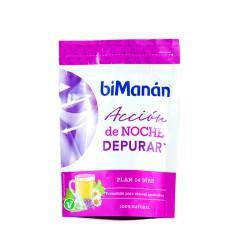 Bimanan acción noche (depurar) 14 infusiones