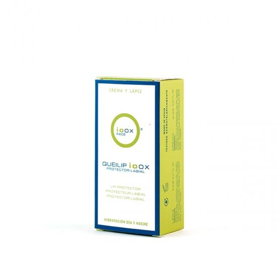 Queilip ioox crema y lapiz labial 5 g y 15 ml