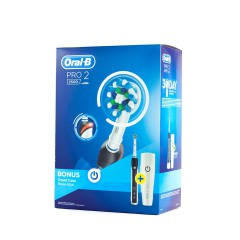 Oral b cepillo dental electrico pro 2500 negro