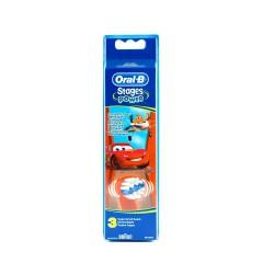 Oral B recambio cepillo dental eléctrico infantil 3 un