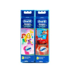 Oral b recambio cepillo dental electrico infantil 3 un