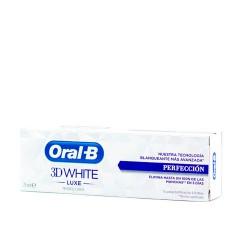 Oral B 3 dwhite luxe perfección 75 ml