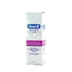 Oral B 3 dwhite luxe acelerador de blanqueamiento 75 ml