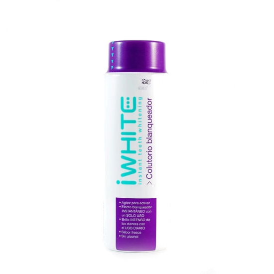 I white colutorio blanqueador  500ml - Farmacia Olmos