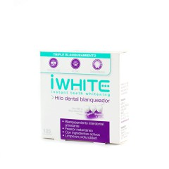 I white hilo dental blanqueador 2.5 m