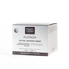 Martiderm gf vital-age night cream  50 ml