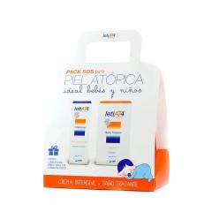Leti AT-4 pack sos piel atópica crema intensive 100 ml + baño tratante 200 ml